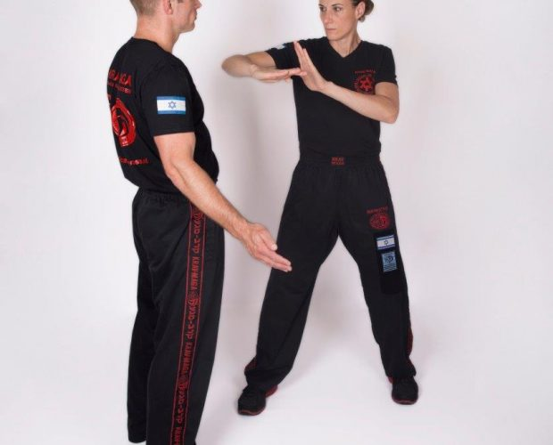 Krav Maga - Stay Away