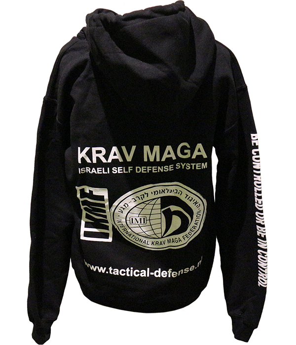Tactical Defense Hoody achterkant