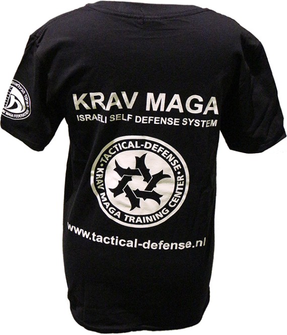 Tactical Defense T-shirt achterkant
