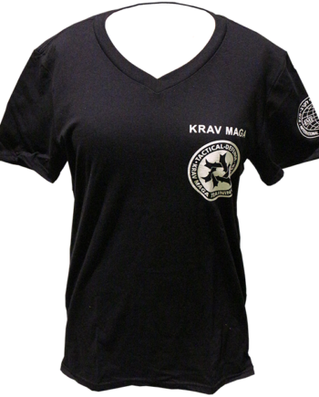 Tactical Defense T-shirt voorkant